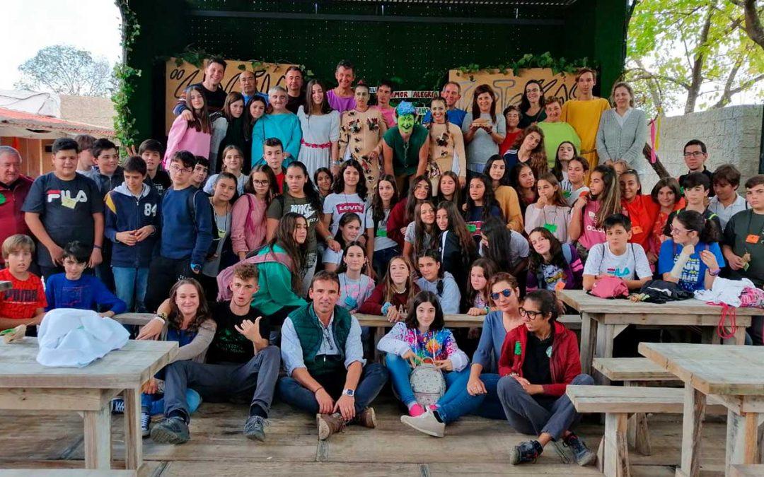 Ayer abrió sus puertas 'Poblado Tartésico' al nuevo curso escolar 2019-2020