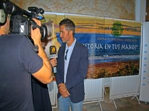 Pablo Guisande Director del Museo Provincial de Huelva