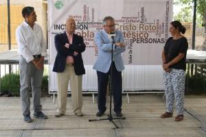 Visita Delegación Territorial de Igualdad, Salud y Políticas Sociales en Huelva al Poblado Tartésico